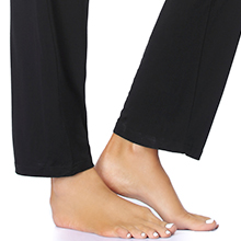 wide leg yoga pants for women