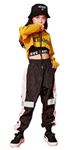 hip hop dance costume