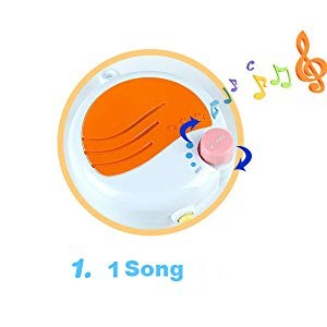 Musical Rattle Cot