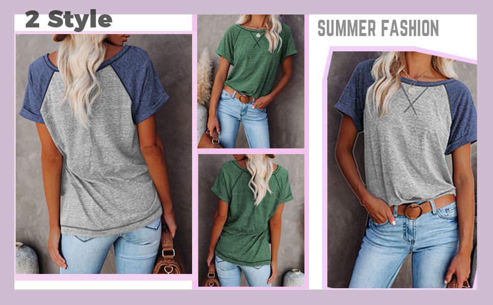 summer ladies t-shirt