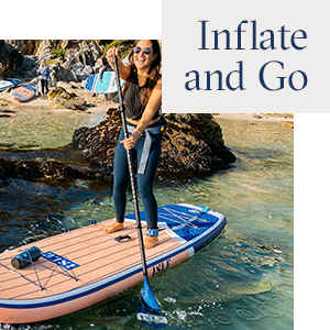 ISLE Surf & SUP Inflate and Go