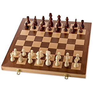 Chess Armory 15 Inch Wooden Set