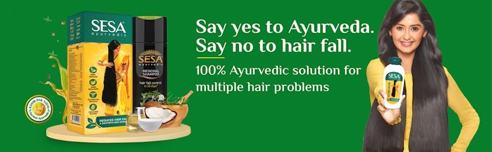 Sesa oil, Sesa Shampoo, Sesa combo offer, Oil and Shampoo combo, Ayurvedic oil, Ayurvedic shampoo