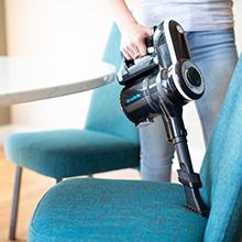 Simplicity Vacuums, Handheld vacuum, Crevice tool, lightweight vacuum, cordless vacuum 2 in 1