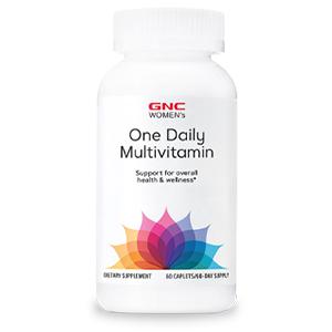 gnc one daily multivitamin
