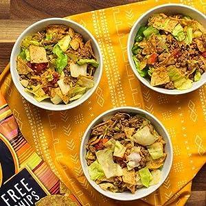 Nacho Taco Salad Recipe