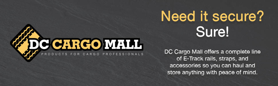 DC Cargo Mall -Your E-Track Everything Store