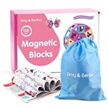 magnetic blocks for 2 year old