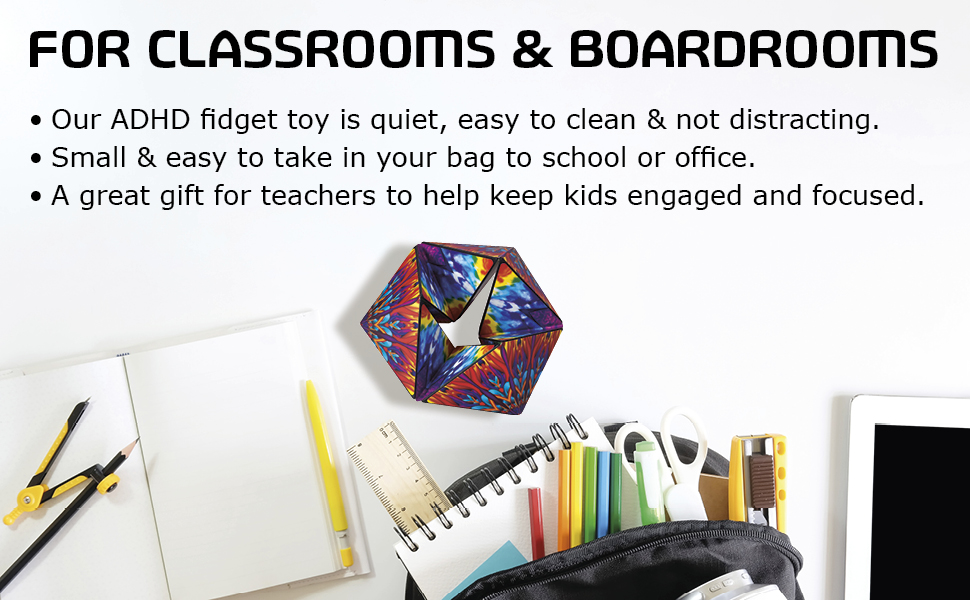 for classrooms and boardrooms