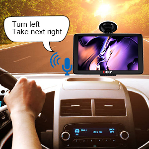 7-inch GPS navigation device for car truck drivers rv