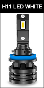 H8 Led Headlight Bulb/Led Fog Light/DRL