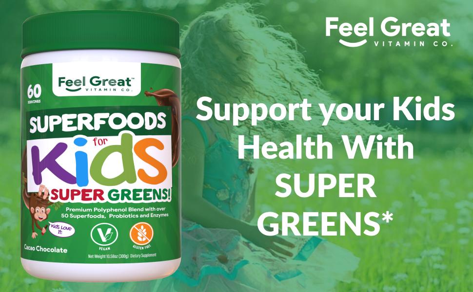 superfood reds green digestive healthy enzymes probiotics vegetables fruit immune system