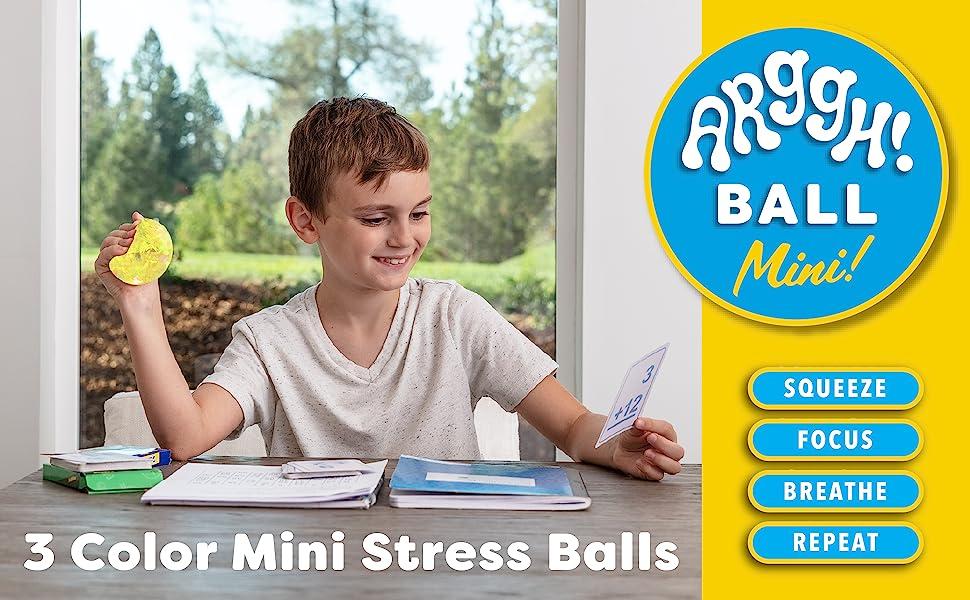fidget toys sensory stress balls anti anxiety relief items adults kids antistress autistic children