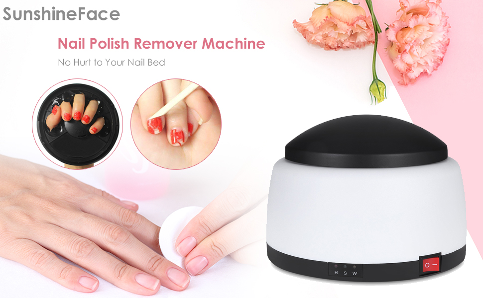 Nagellak Remover Machine
