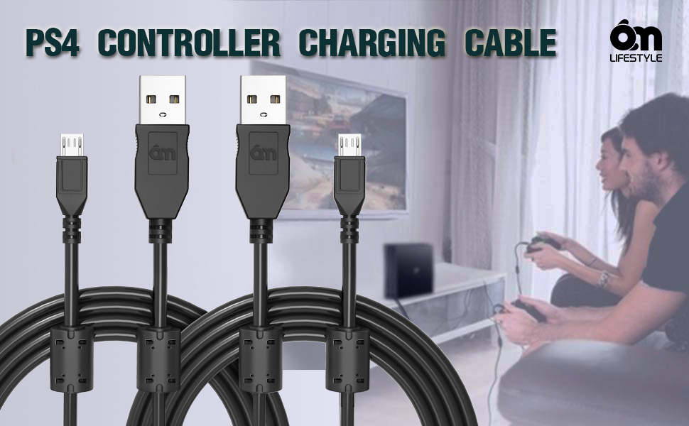 playstation controller charger cord