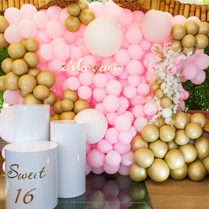 baby pink balloons,baby shower balloons,macaron balloon,pink balloons,pastel balloons,party supplies