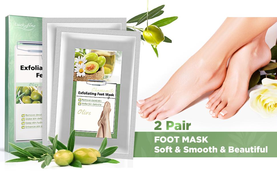 Peeling Feet Mask