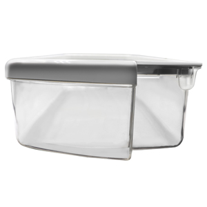 W10321304 refrigerator Door Shelf Bin with White Band on top For whirlpool refrigerator Replacement