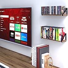 floating tv stand bookend corner shelf unit narrow bokshelf wall organizer metal shelves for storage