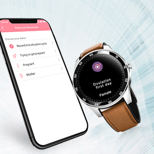 Rogbid GT Smartwatch cycle