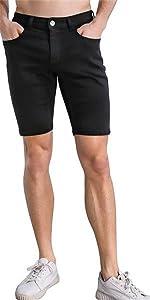 jean shorts for men