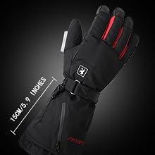 heated winter gloves