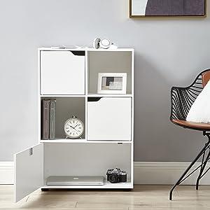 Rustic wood wooden durable dorm storage organization furniture essentials supplies