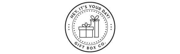 Hey, it's your day gift box co. hey its your day gifts