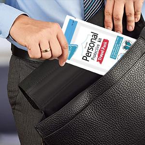 ppe kit in bag