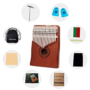 Kalimba for adults