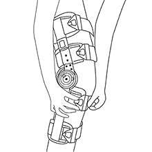 Orthopedic Guard Protector