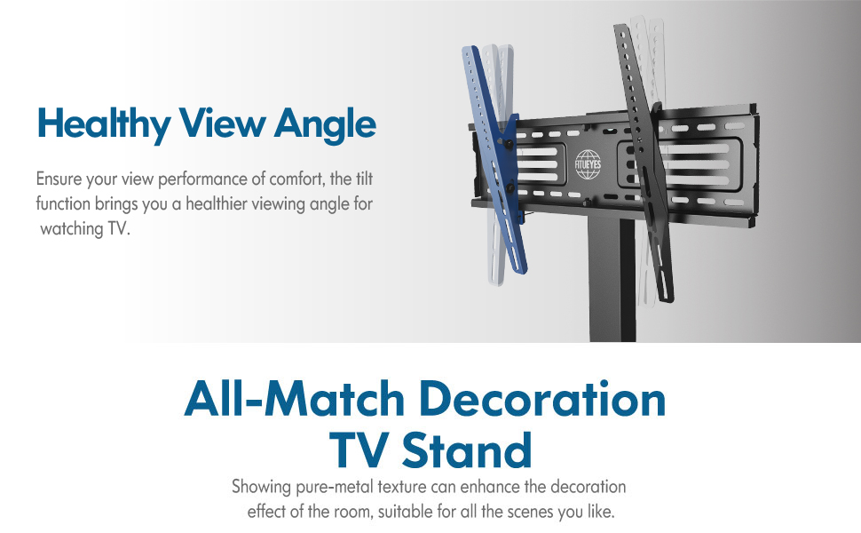 modern mobile small glass outdoor smart tv stands
