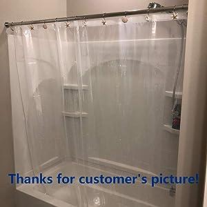 seashell shower curtain hook 4