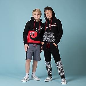 pierre cardin kids jogger sets