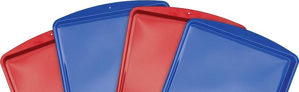 4 Kidboard magnet trays
