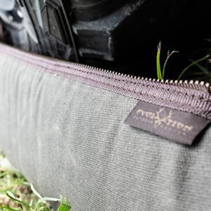 Rawhide Series Waxed Canvas Gun Case for Rifles amp; Shotguns from Evolution Outdoor for Hunting Season