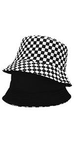 cube bucket hat