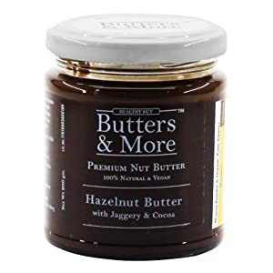 butters and more hazelnut butter chocolate blueberry coffee dark vegan keto dairy free spread