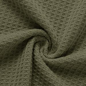Soft Waffle Fabric