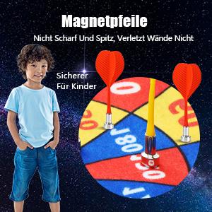 Dartboard Magnetisch