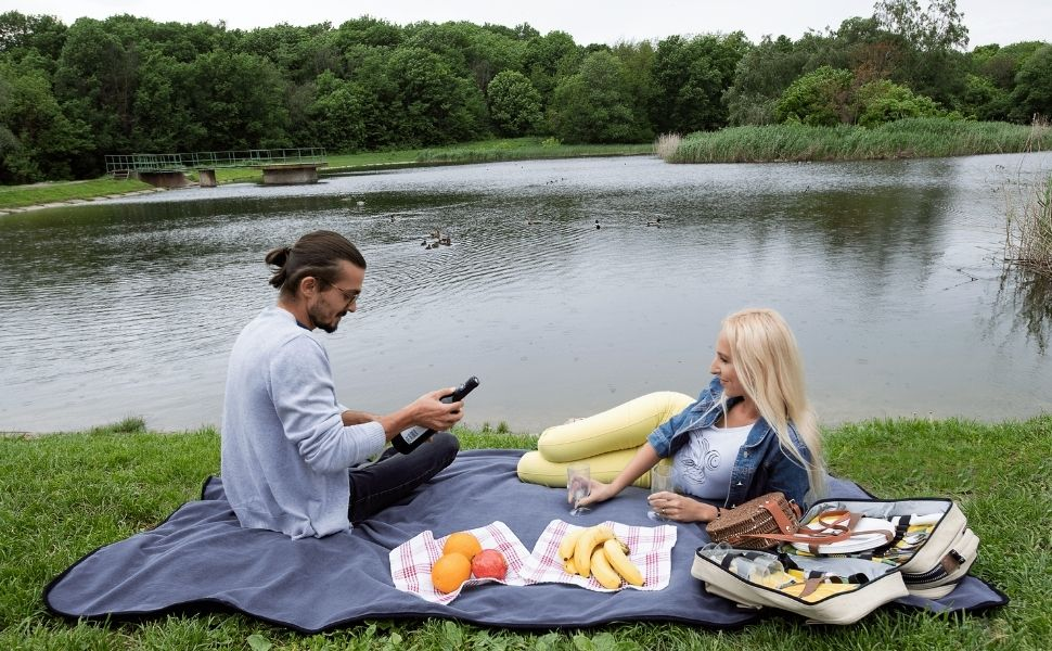 sex rv festival blanket compact wool fleece romantic lake sports mat ideea picnic park outdoor