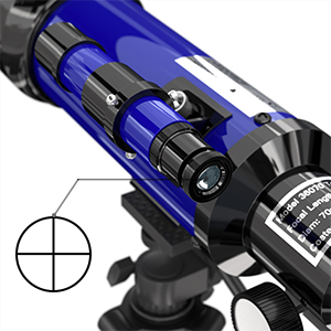 telescope with finderscope