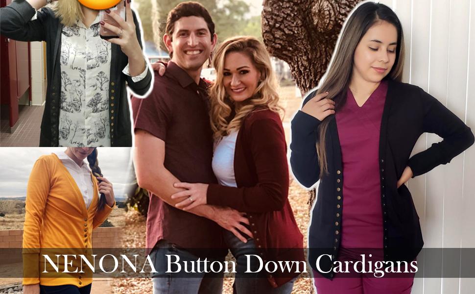 NENONA Knitwear Cardigan