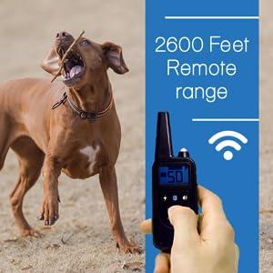 long range remote