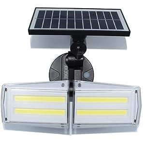 Слънчеви светлини със сензор за движение