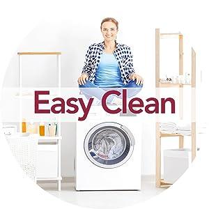 Easy clean table cloth