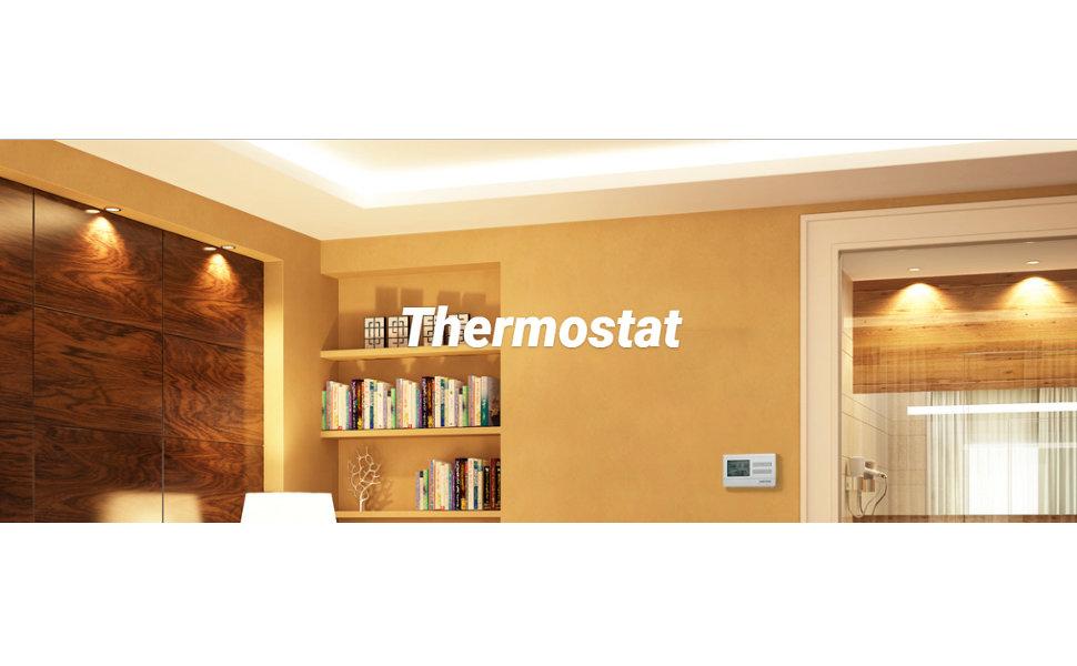 COMPUTHERM Q3RF termostato digital inalámbrico inteligente de calderas para interiores, aire acondicionado y suelo radiante con regulador inalámbrico: Amazon.es: Hogar