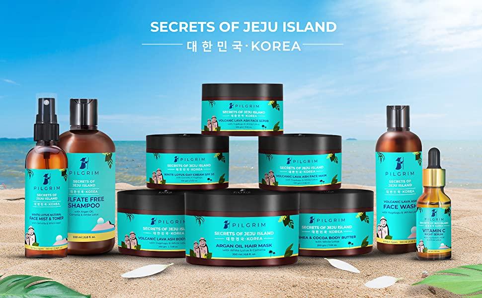 Secrets Of Jeju