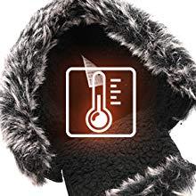 cálido - forro de piel sintética