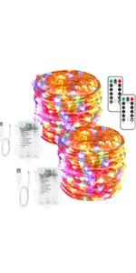 Multicolor Fairy Lights